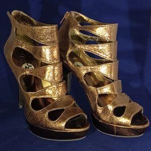 Carlos Santana Gladiator Heels